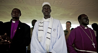 Sudan Christians, Muslims