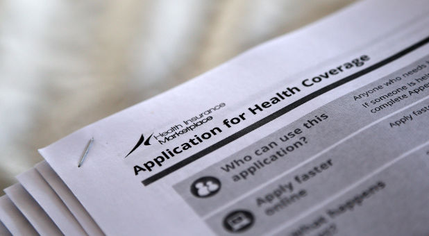 Affordable Care Act application
