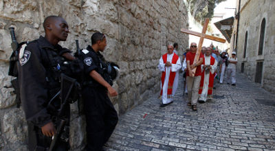 Christians in Israel