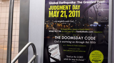 Judgment Day ads