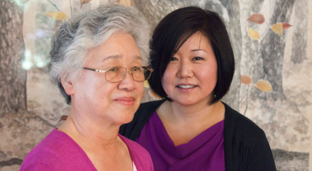 Kenneth Bae's mother