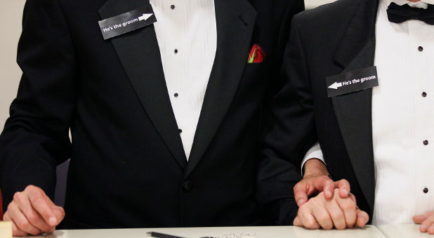 same-sex civil union