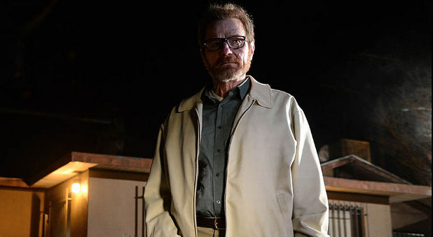 Walter White/Bryan Cranston in Breaking Bad