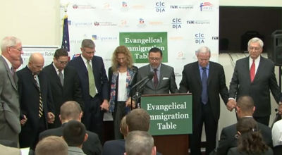 Evangelical Immigration Table