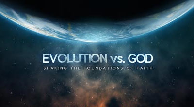 'Evolution vs. God'