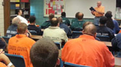 Billy Graham's My Hope program is reaching inmates on a large scale.