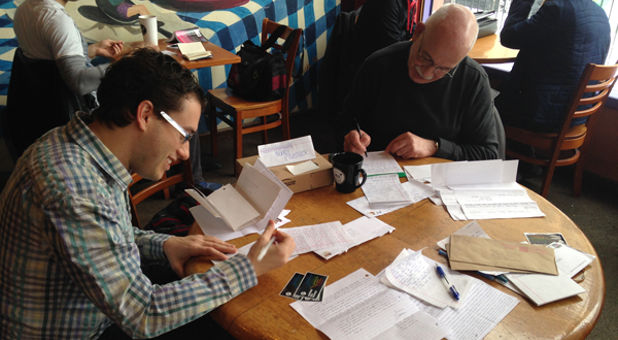 Freethought Books Project Correspondence Club