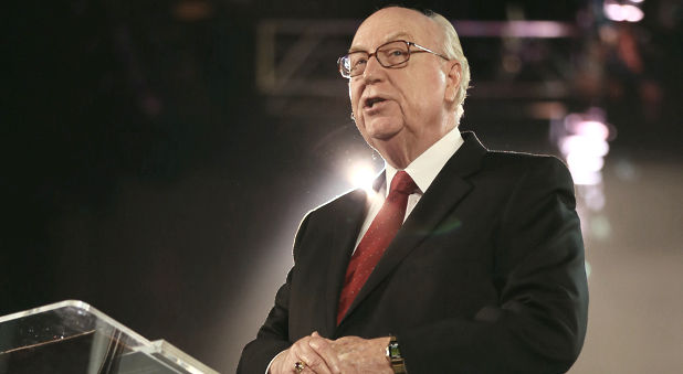 Assemblies of God General Superintendent George O. Wood