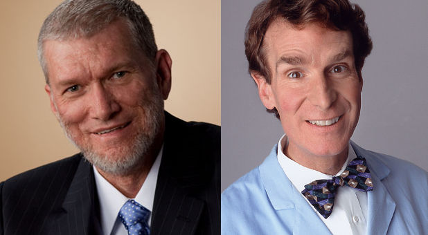 Ken Ham and Bill Nye