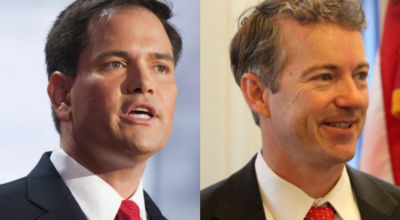 Marco Rubio, Rand Paul