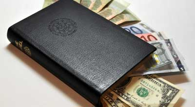 Money and the Bible