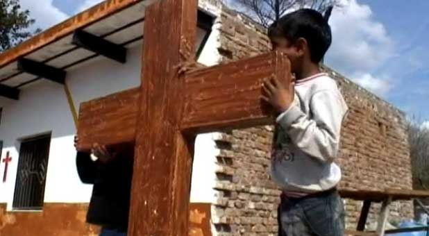 Pakistani Christians of all ages have suffered persecution from Islamists.