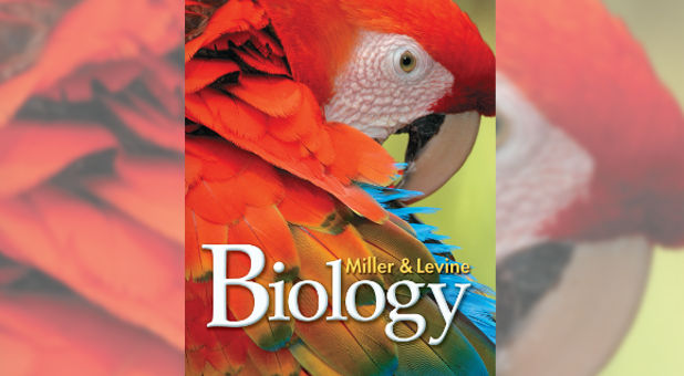 Pearson Biology textbook