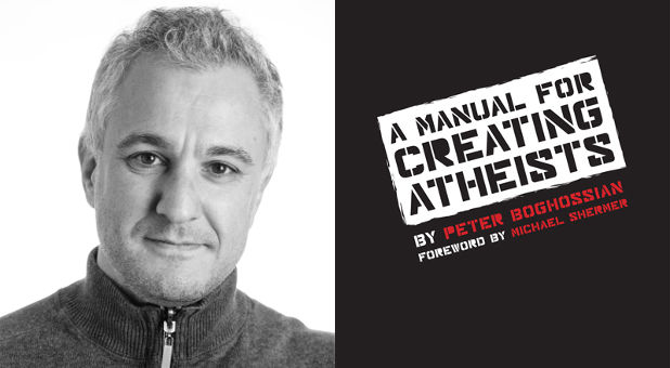 Peter Boghossian, 'A Manual for Creating Atheists'