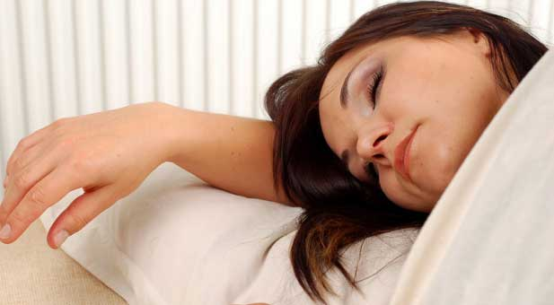Have you encountered any sleep problems?