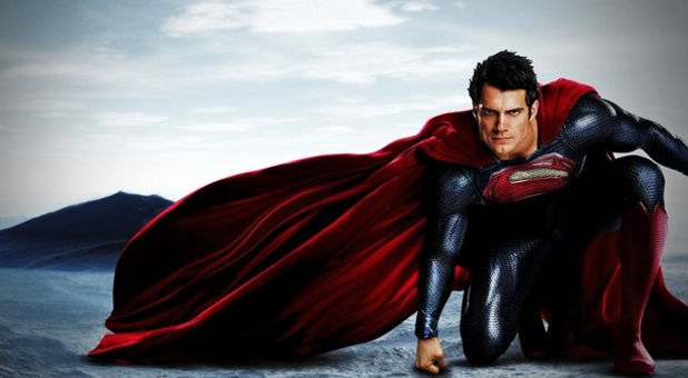 Superman, 'Man of Steel'