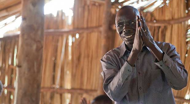 As a pastor, Thomas Abach is now ministering to the people in the Oyam district in Uganda, his home district.