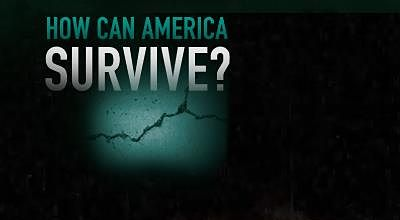 how can america survive?
