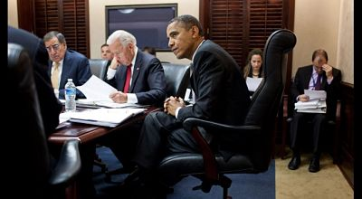 obama in sit room
