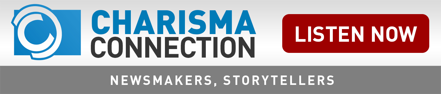 Charisma Podcast network banner