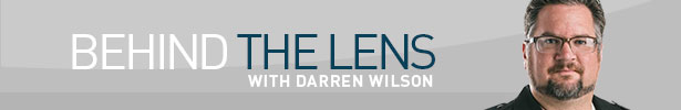 Behind the Lens, by Darren Wilson