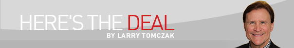 Here's the Deal, by Larry Tomczak