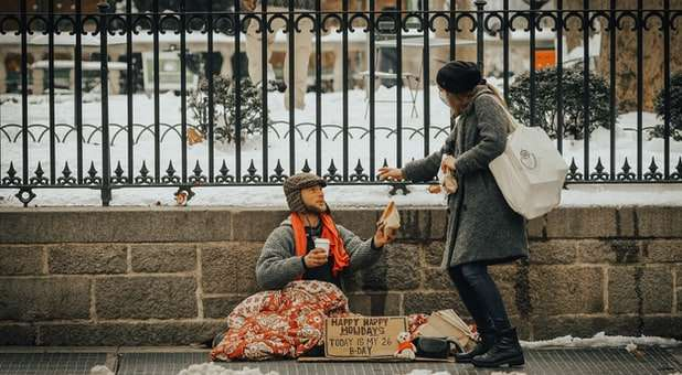 U.K. Study Urges Politicians to Acknowledge Church, Christian Activist Efforts to Fight Against Poverty