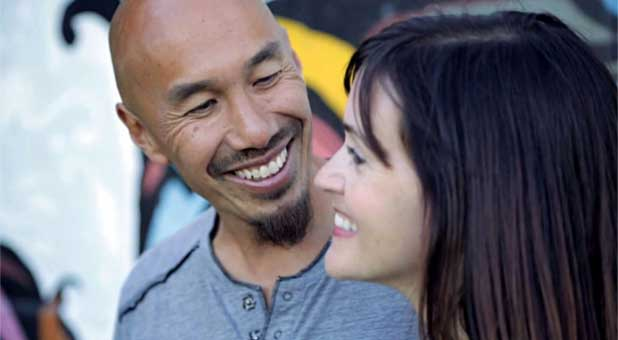 Francis Chan and Lisa Chan