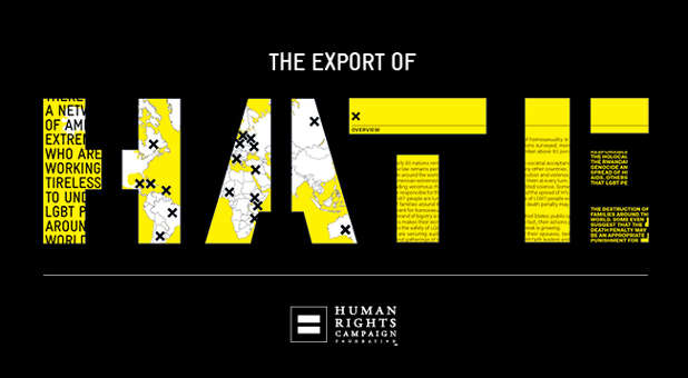 'Export of Hate'