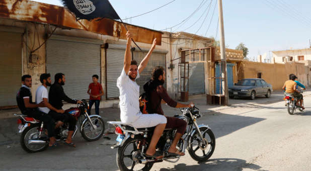 Islamic State supporters