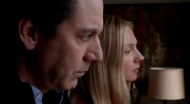 """A screengrab from the new NBC show """"Allegiance"""""""