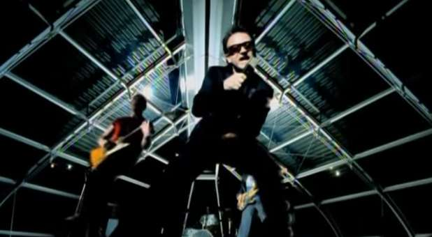 Bono U2 beautiful day