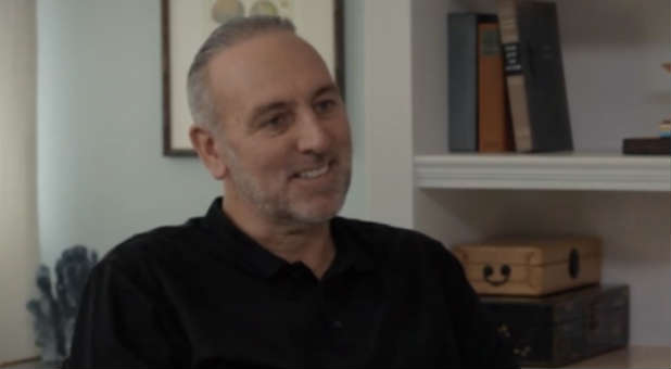 Brian Houston's answer about gay members at Hillsong was a little fuzzy.