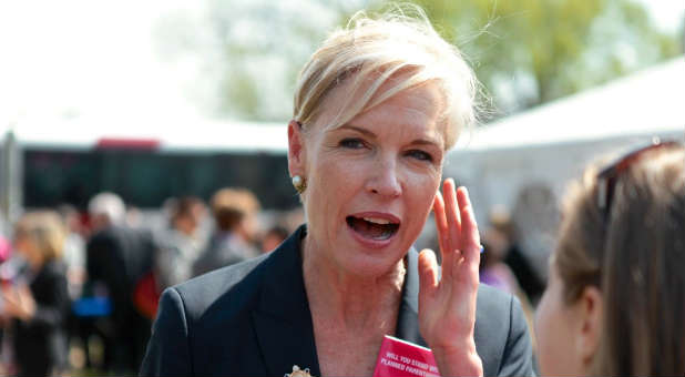 Planned Parenthood CEO Cecile Richards