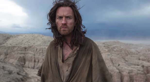 Ewan McGregor in 'Last Days in the Desert'