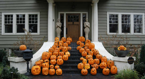 Is there a 'Jesus' alternative to Halloween?