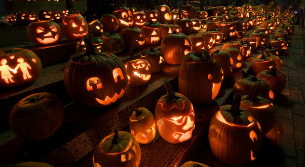 Whatever you choose this  Halloween, do it in honor and thanks to God, and don't judge anyone else for  their decision.