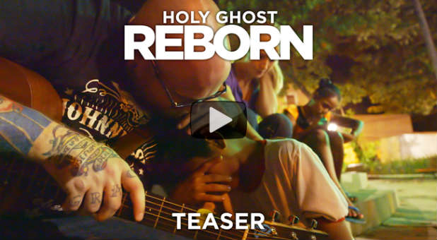 The Holy Ghost Reborn trailer is here!