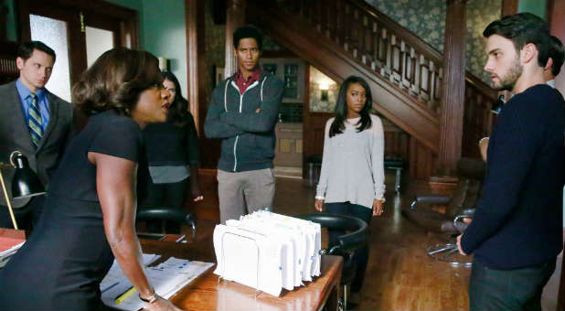 'How to Get Away With Murder' is known for its explicit content.