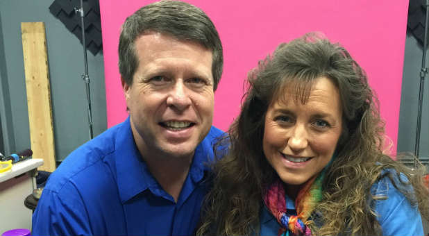 Bob and Michelle Duggar