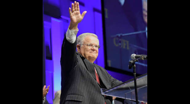 John Hagee issued a dire warning for Israel and America.