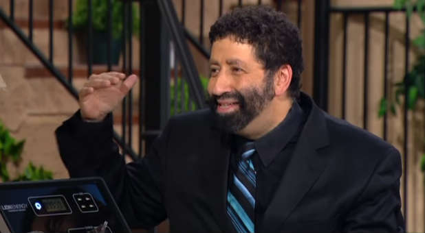 """Jonathan Cahn says the media has identified the Shemitah of 2015 as the """"worst year for the market since 2008."""""""