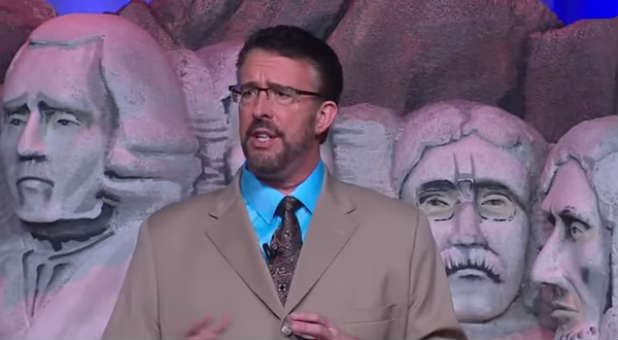 Perry Stone issued a prophetic warning to the church over the gay lifestyle.
