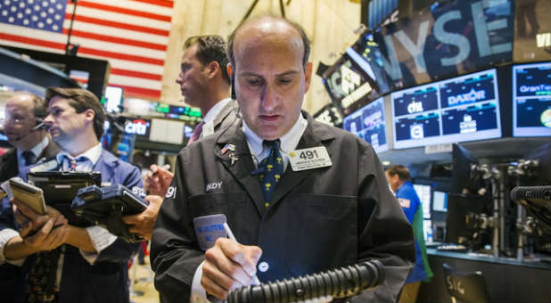Wall Street dipped more than 2 percent on Tuesday. The Dow slipped more than 400 points in afternoon trading. All three major U.S. indexes are now reporting losses for the year.
