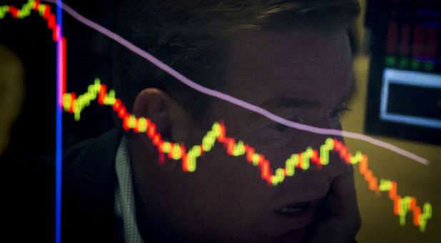 An economic collapse is imminent, Larry Tomczak says.