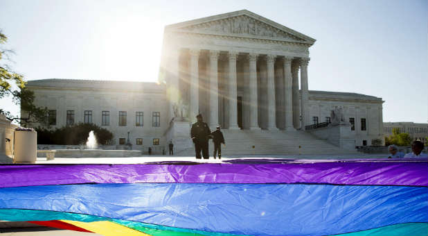 What would Jesus think of last Friday's Supreme Court ruling that legalized same-sex marraige?