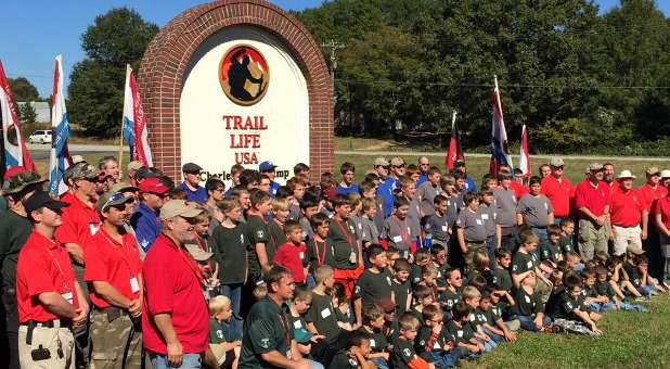Trail Life USA is one of the growing trends in Christianity