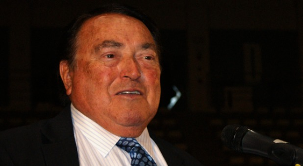Evangelist Morris Cerullo just returned from a West African tour.