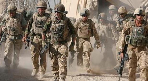 soldiers, military, war