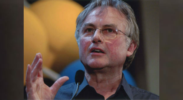 Richard Dawkins told a reporter in 2010 that Christianity may be protecting us.